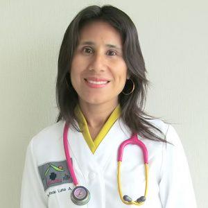 Doctora Rocio Luna Araujo